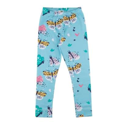 Walkiddy Leggings butterflies