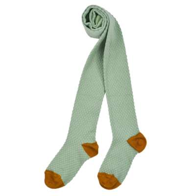 Baba Babywear Strumpfhose tights Knitwear grün