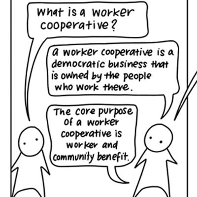 what is a worker co-op?