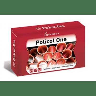 Policol One - Colesterol - Plameca - 30 cápsulas