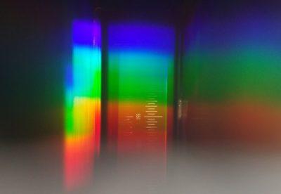 Video Lighting - light spectrum