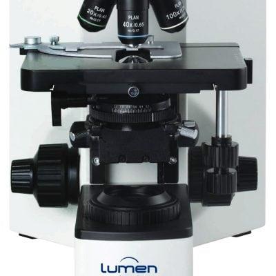 Microscópio Petrográfico Binocular Polarizado LM5100B-PTR destaque