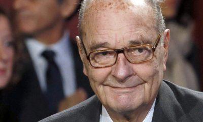 Murió Jacques Chirac