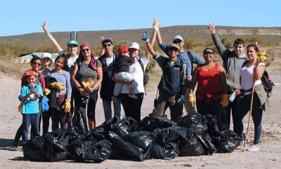 Invitan a participar de una campaña de limpieza en el Doradillo
