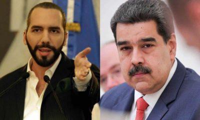 Venezuela y El Salvador expulsan a sus respectivos diplomáticos