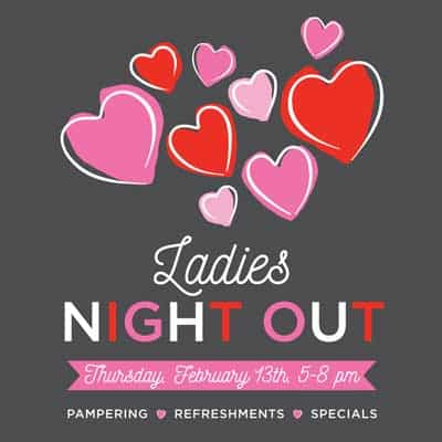 Ladies Valentine's Night Out