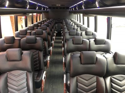 luxury 20-40 passenger Luxury Executive VIP minibus