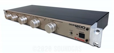 Vestax DCR1200 3 Band Isolator