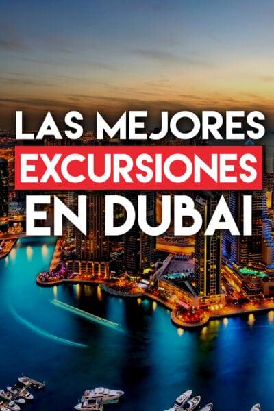 Las mejores excursiones en Dubai