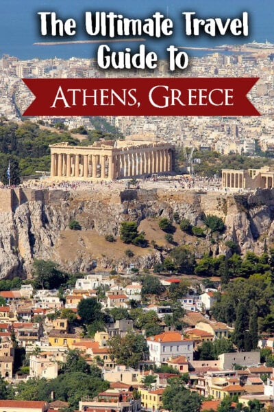 Travel Guide to Athens