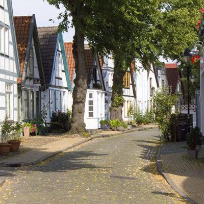 Abenteuer Stadtwelten - Stadtführung Rostock & Warnemünde - Fischerhäuser