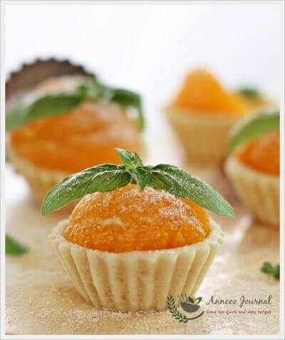 Mandarin Orange Tarts 柳橙塔