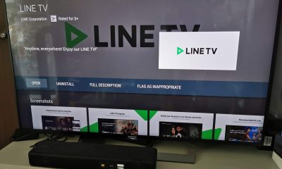 LINE TV Android TV