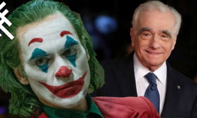 Martin Scorsese in Joker
