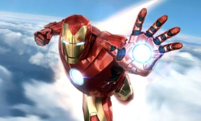 เกม Marvel's Iron Man VR