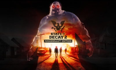 เกม State of Decay 2: Juggernaut Edition