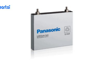 Panasonic Prismatic Batteries