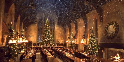 Natal Harry Potter SP