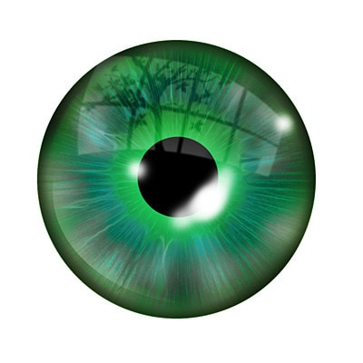 Newer version of the eye further refined