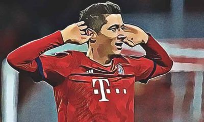 Bayern Lewandovski