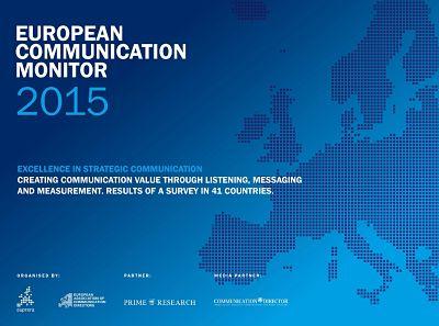 Cuál es la situación de la comunicación en Europa. Una completa radiografía