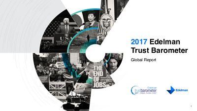La confianza y credibilidad de instituciones y empresas, en picado. Lecciones para la comunicación