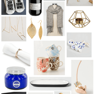 A gift guide to help you find stocking stuffers for adults. Great Christmas gift ideas for women - stocking stuffers for women.