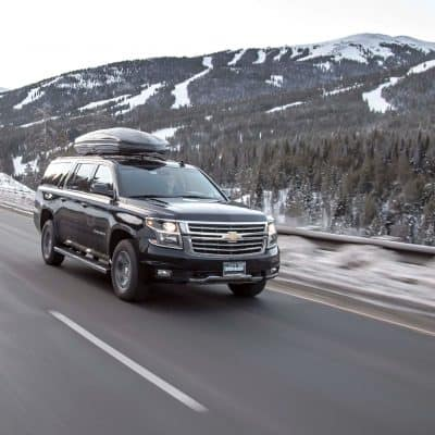Private SUV Services in Colorado