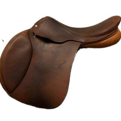 Mike Corcoran Hunt Saddle 18″