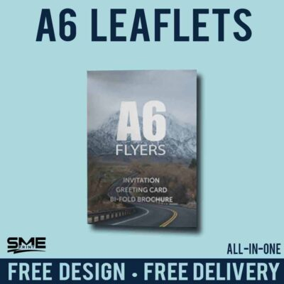 A6 Leaflets