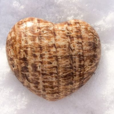 Spiral Crystals UK - Aragonite Heart