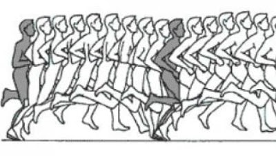 postura movimento e corsa