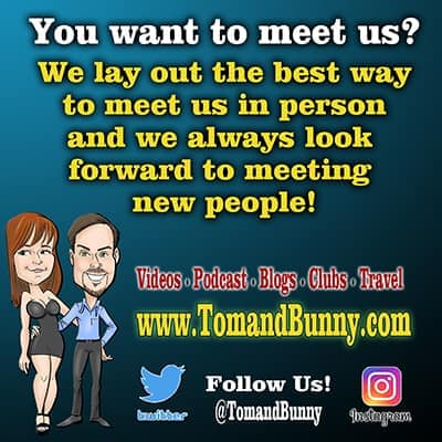 How do we meet TomandBunny