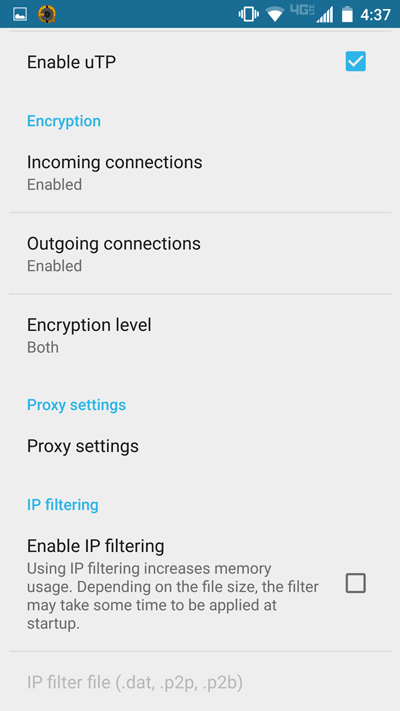 Flud Network Settings (2)