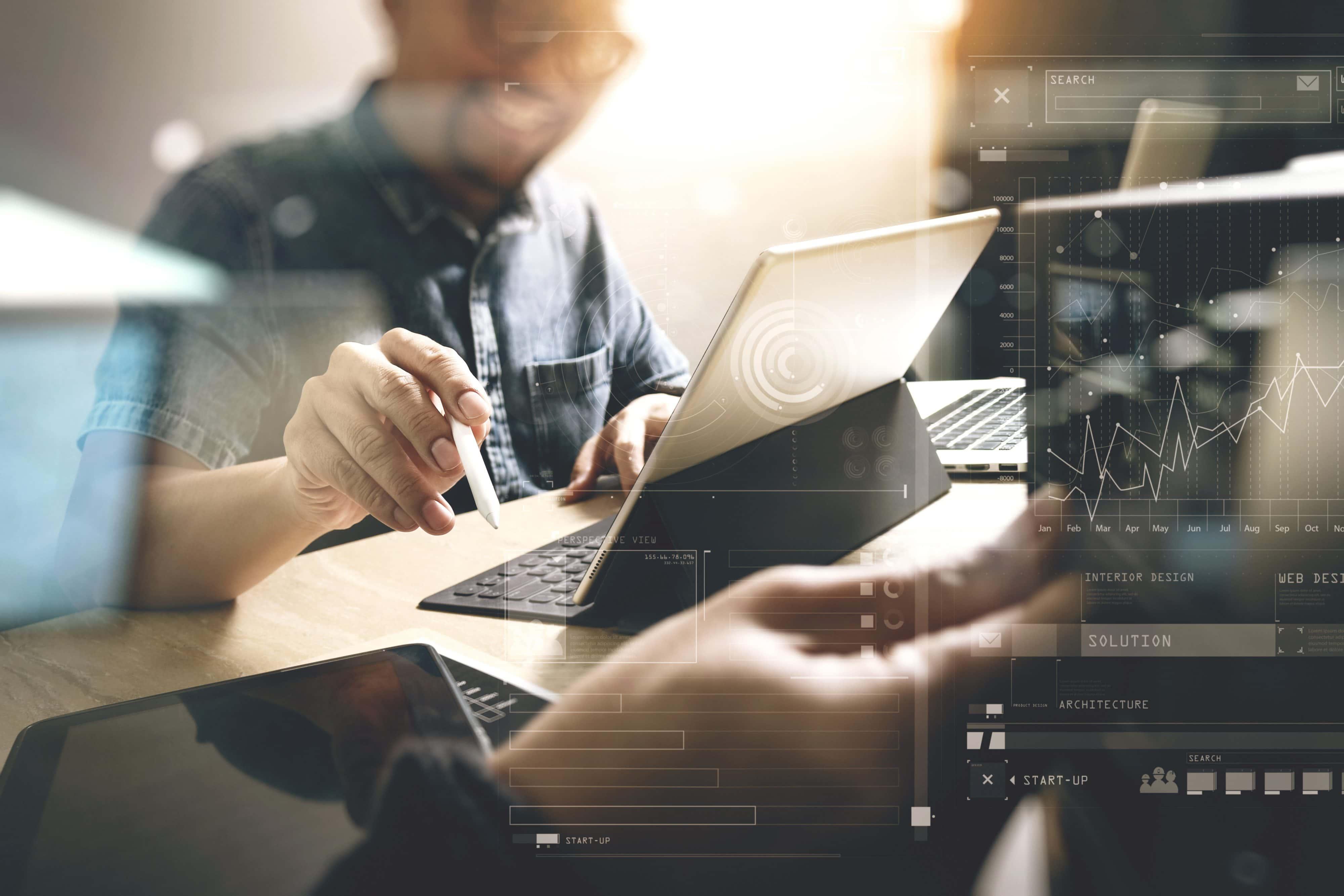 Image showing data focused digital transformation