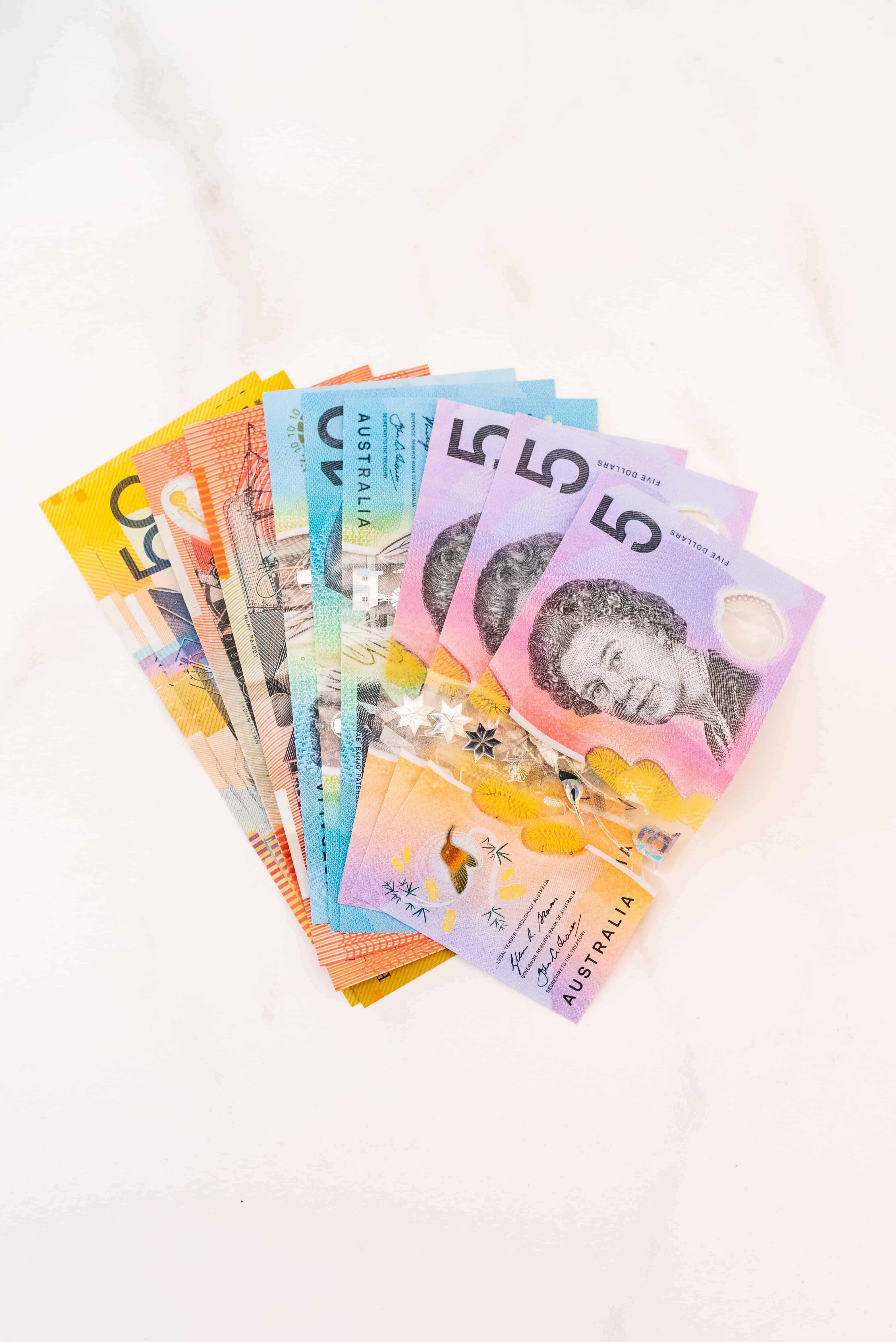 Australian partner visa you need a joint bank account