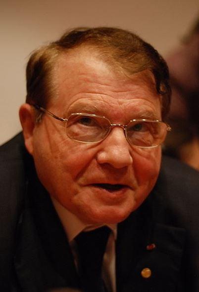 Dr Luc Montagnier