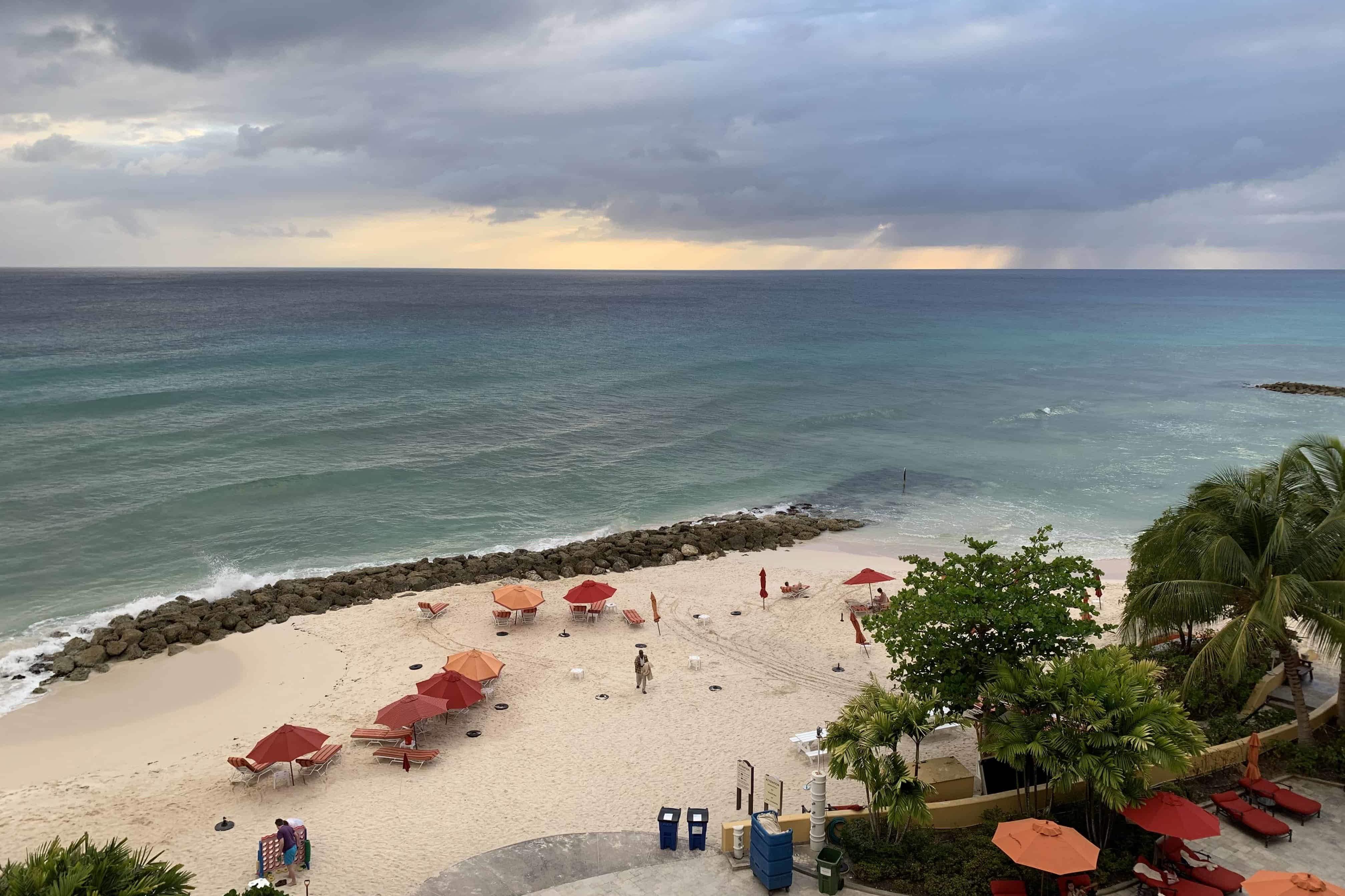 E3 Visa Barbados Ocean Two Hotel Resort