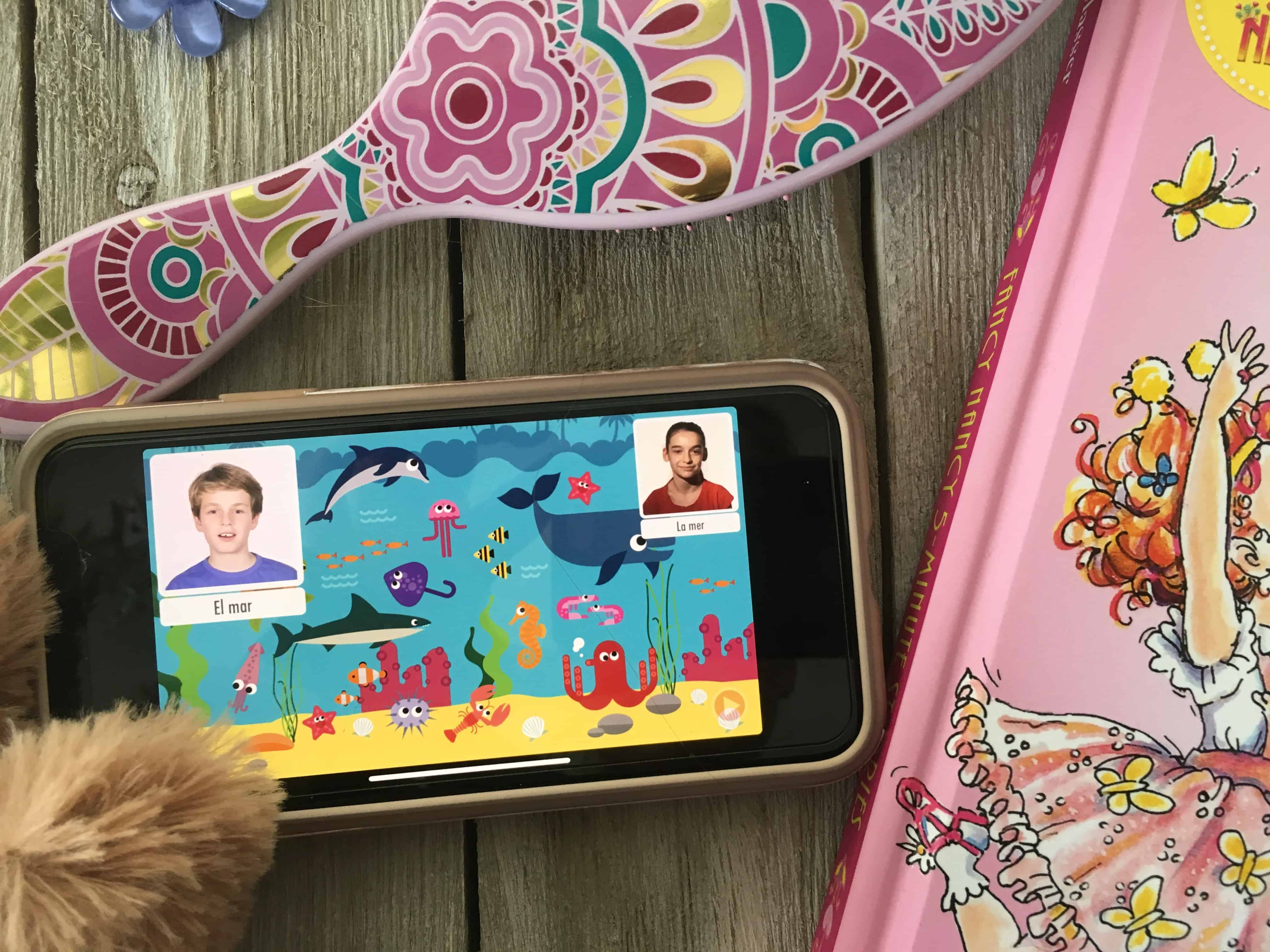 Little Chatterbox language learning app for kids review