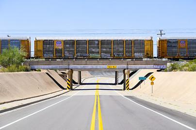 Railcars Using Morton Rail Products