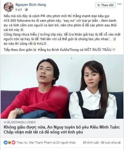An Nguy - Kiều Minh Tuấn