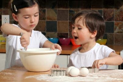 Ricette per bambini 4-10 anni