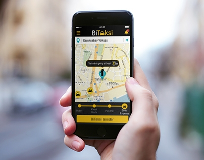 Build Customised Taxi Booking App Bitaksi Clone With Turkish Language and Local Payment Gate Integration Facility Along With Source Code.
