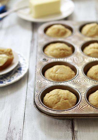 corn bread muffin recipe photo