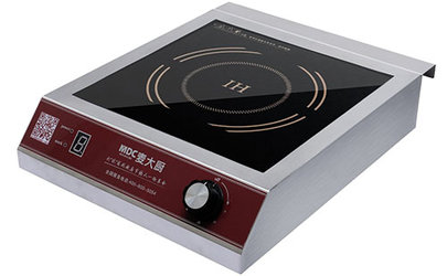 4. Commercial Electric Cooktop