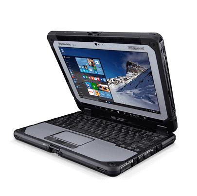 Panasonic Toughbook CF-20 detachable clamshell