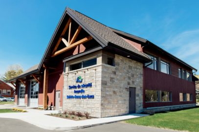 DWB Consultants - Caserne incendie, Sainte-Anne-Des-Lacs