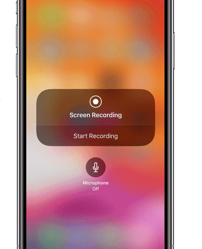 How To Record The Screen On iPhone 11, iPhone 11 Pro, And iPhone 11 Pro Max 2