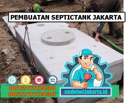 PEMBUATAN SEPTICTANK JAKARTA