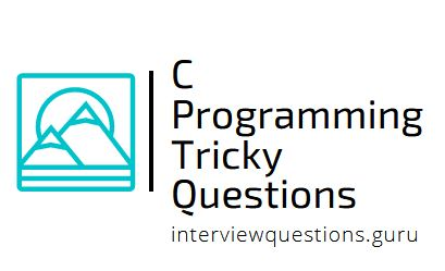 c programming tricky questions